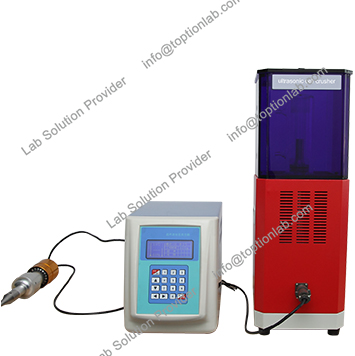 Ultrasonic Homogenizer Ultrasonic Cell Disruptor Supplier