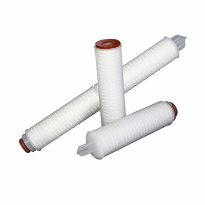 Nylon Folded Filter Cartridge