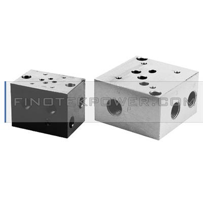 China precision hydraulic manifold valve body block, custom logo lasered, OEM services welcomed