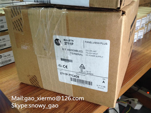 Allen Bradley | 2711P-RDT10C | In stock