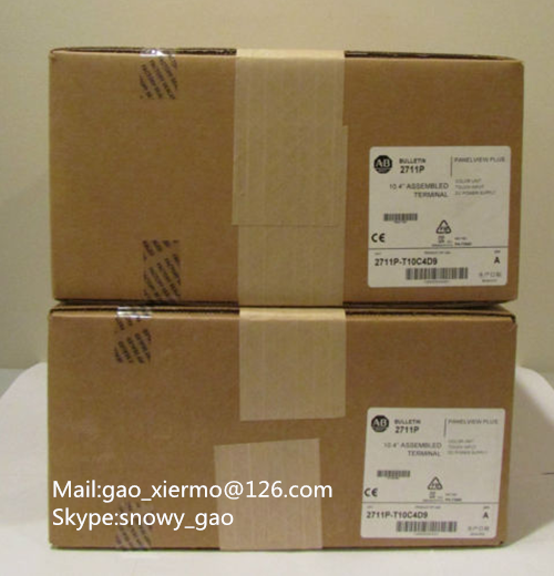 Allen Bradley | 2711P-T10C4D9 | In stock