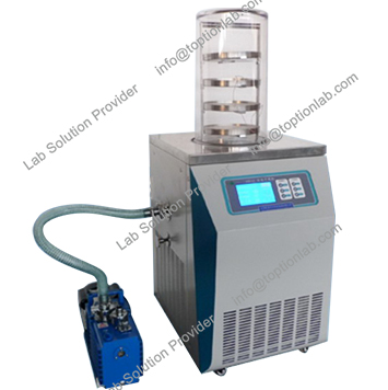 Lyophilization Technology Vacuum Freeze Dryer Heating In-situ Design