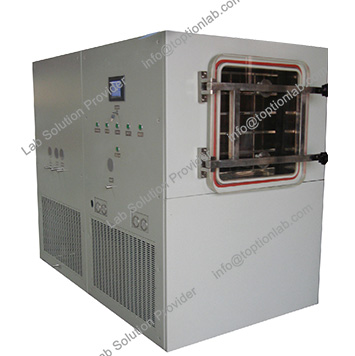 Freeze Dryer Lyophilizer Pharmaceutical Industry Vacuum Freeze Drying Machine