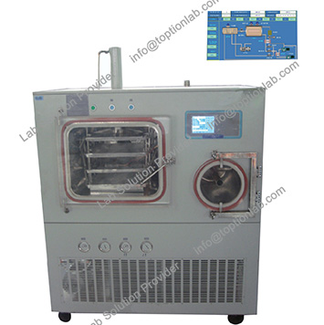 Gene Freeze Drying Machine ISO & CE Certified Freeze Dryer Manufacturer