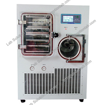 Freeze Dryer Silicone Oil Heating Type Xeraphium Freeze Drying Machine