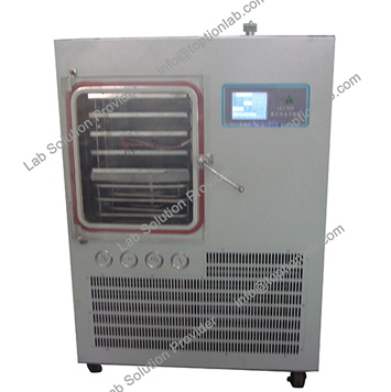 Vacuum Freeze Drying Machine ISO & CE Lyophilizer Manufacturer
