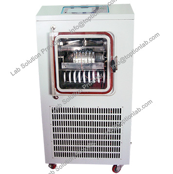 Lyophilized Royal Jelly Powder Electric Heating Freeze Dryer Supplier