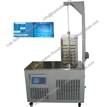 Freeze Dryer Lyophilizer Vacuum Drying Machine Supplier