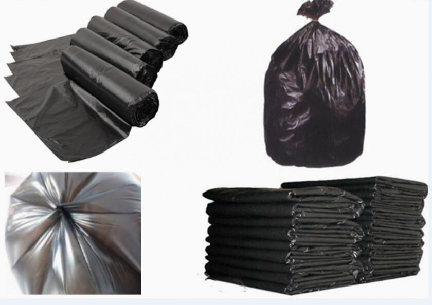 45% carbon black masterbatch for garbage bags/recycled PE carrier