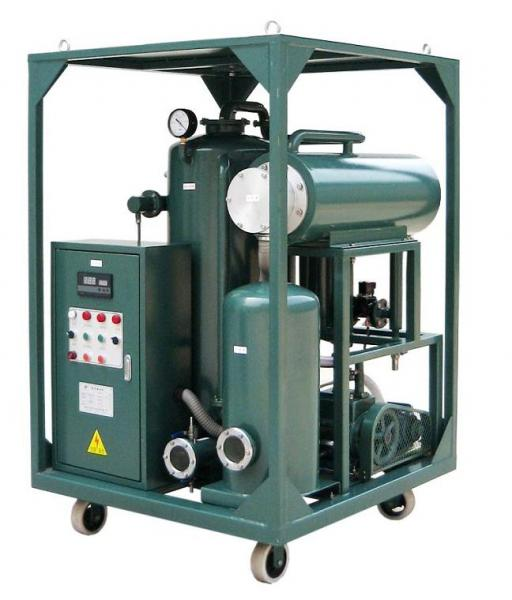 Vacuum oil purification machine & Oil filters