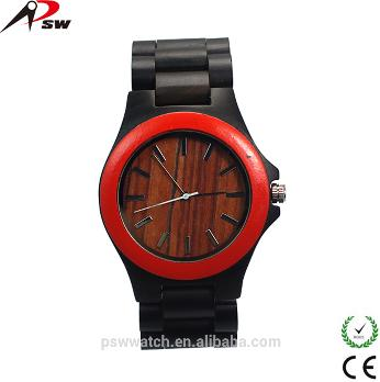 Wood Watch Customized