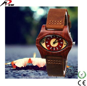 Cow Leather Watch