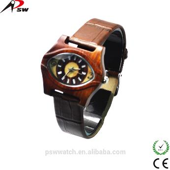 Japan Quartz Watch Wood