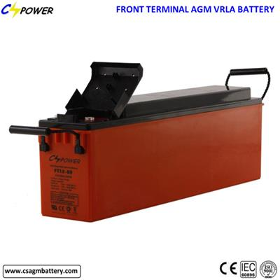12V 90ah Front Access Battery