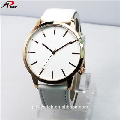 Genuine Lethaer Rose Gold Plating Watch