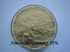 Ginseng Powder Extracts