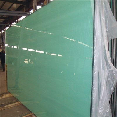 Ultra Clear Laminated Tempered Glass
