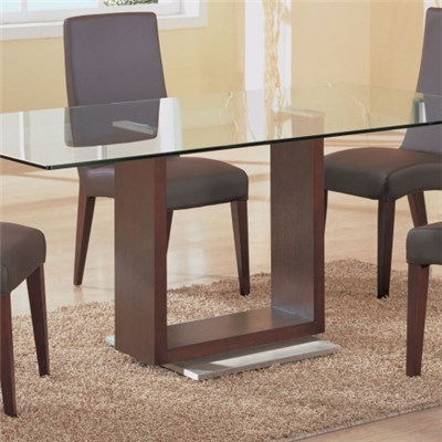Rectange Glass Dining Table Top