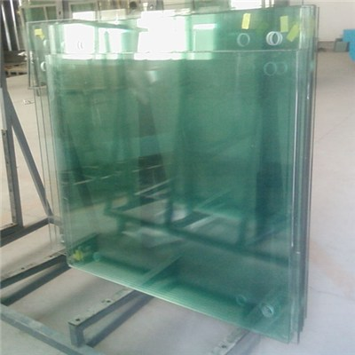 Flat Tempered Decorative Glass