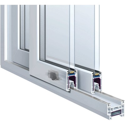 Tempered Insulated Glass Sliding Door