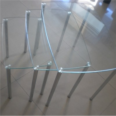 Clear Glass Coffee Table Top