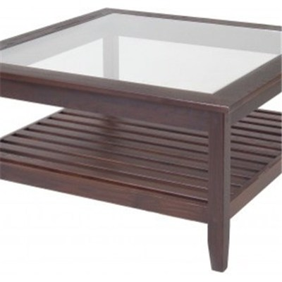 Square Glass Coffee Table Top