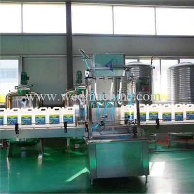 Automatic Antifreeze Production Line