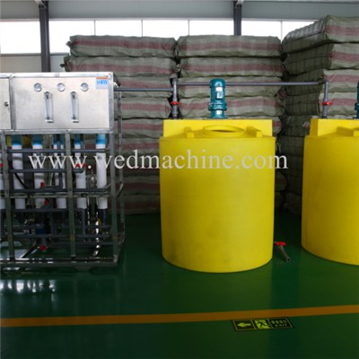 Semi-automatic Antifreeze Production Line