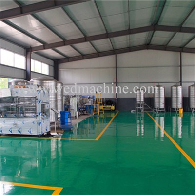 Automatic Windshield Fluid Production Line