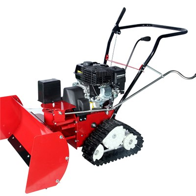 5.5HP Track Drive Snow Plow