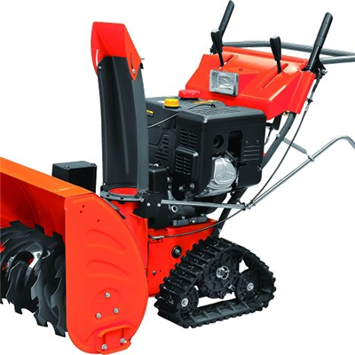 13HP Triangle Track Drive Snowblower