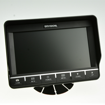 BR-TMQ7002 7 TFT Rearview Touch Monitor 4CH Input
