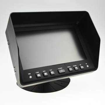 BR-TM7001 7 TFT Button Monitor 2CH Input