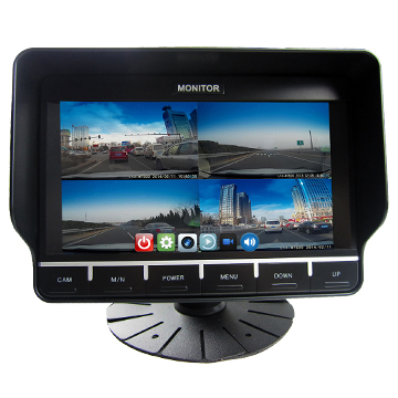DVR Recording Monitor