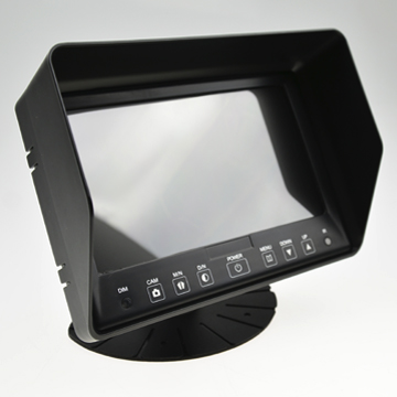 BR-704WP 7 TFT Quad Split Waterproof Monitor