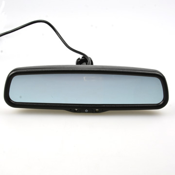 Dual Camera Mirror Monitor for Recording BR-TCM01