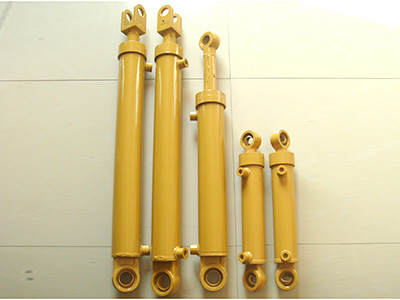 Wheel Front End Loader Hydraulic Cylinder