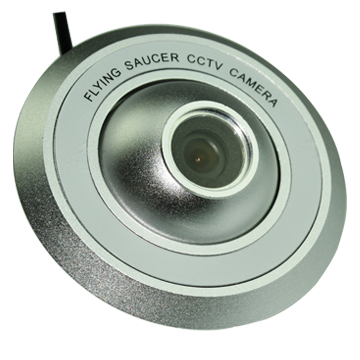 Silver Ceiling Waterproof Camera BR-RVC04