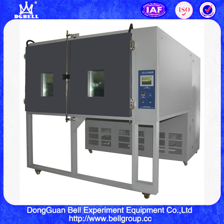 Comprehensive Environmental Temperature Humidity Vibration Testing Machine