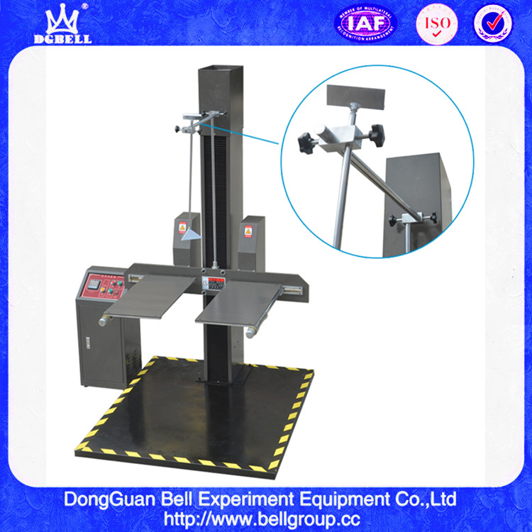 Double Wings Package Drop Impact Tester Drop Testing Machine BF F 415D