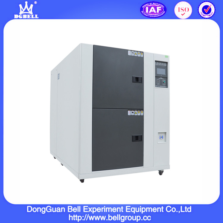 2 or 3-Zone Constant Temperature Thermal Shock Chamber Testing Machine