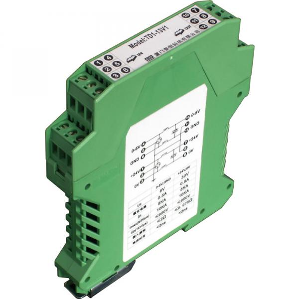 DCS system surge protection
