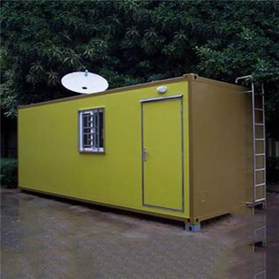 China Beautiful Mobile Home Prefab Sandwich Panel House