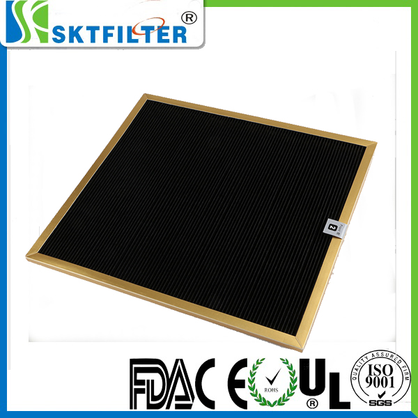 hot sales, air filter,  Honeycomb based carbon particle filter