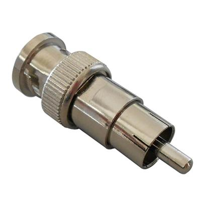 CCTV Security BNC Male To RCA Male Connector (CT5057)