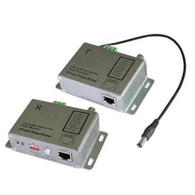Single Channel Active Power-Video-Data Transmitter And Receiver (VB303T&R)
