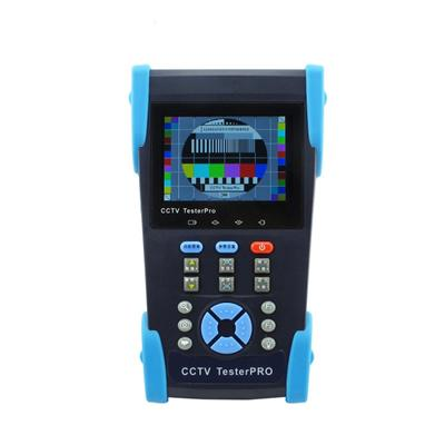 3.5 CCTV Security Test Monitor With TDR Test Function (CT2602T)