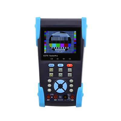 3.5 CCTV Security Camera Tester With Digital Multimeter (CT2603)