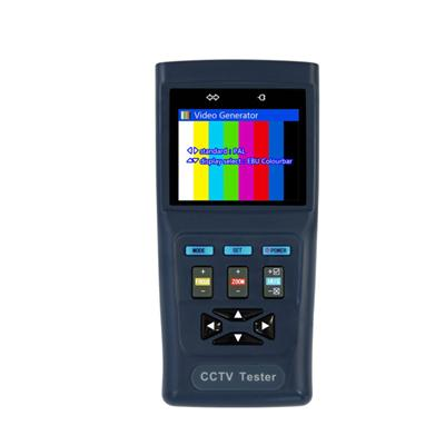 2.8 LCD Display , CCTV PTZ Camera Security Tester , Digital Zoom , 12V 1A Output (CT-V30)