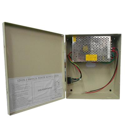 12VDC 4Amp Power Store With Battery Back-up (12VDC4A1P/B)